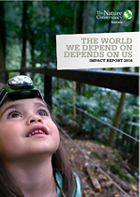 the world we depend on depends on us