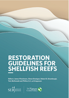 for shellfish reefs